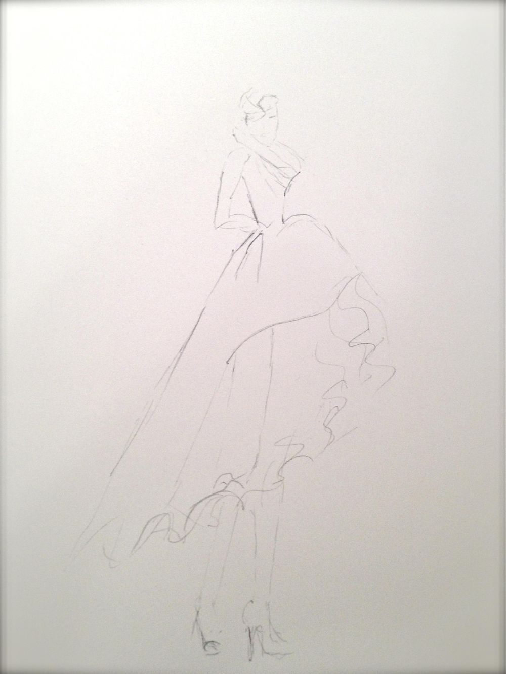 UPDATED WATERCOLOR  - Inspiration Antoinette - image 8 - student project