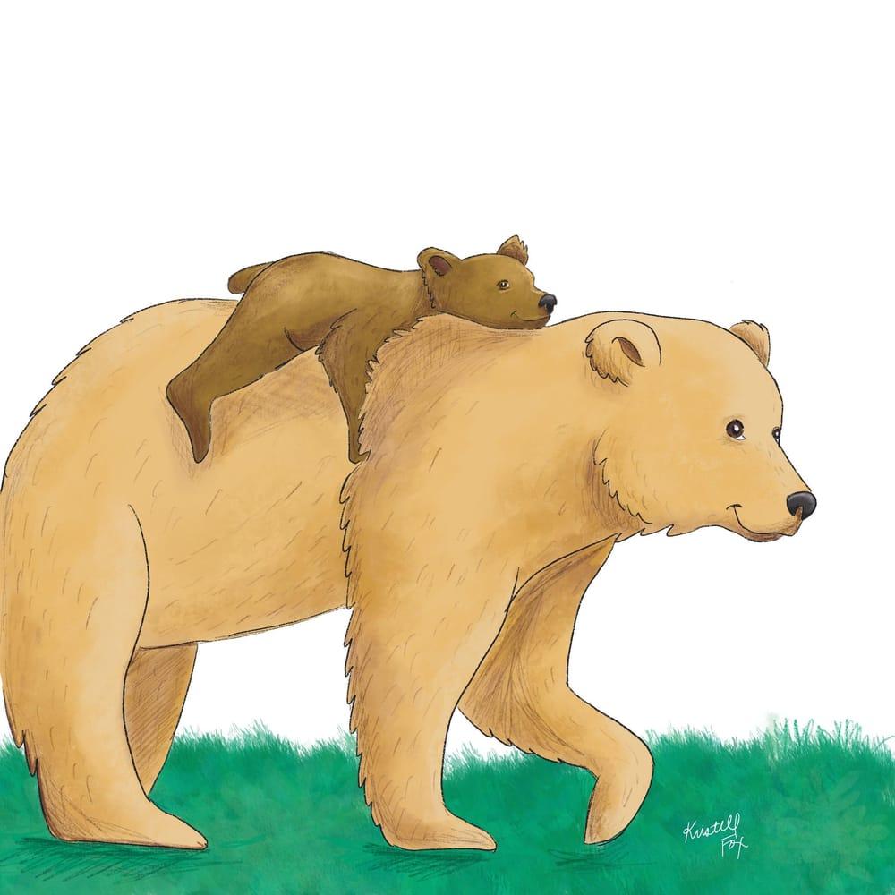 Mama bear - image 1 - student project