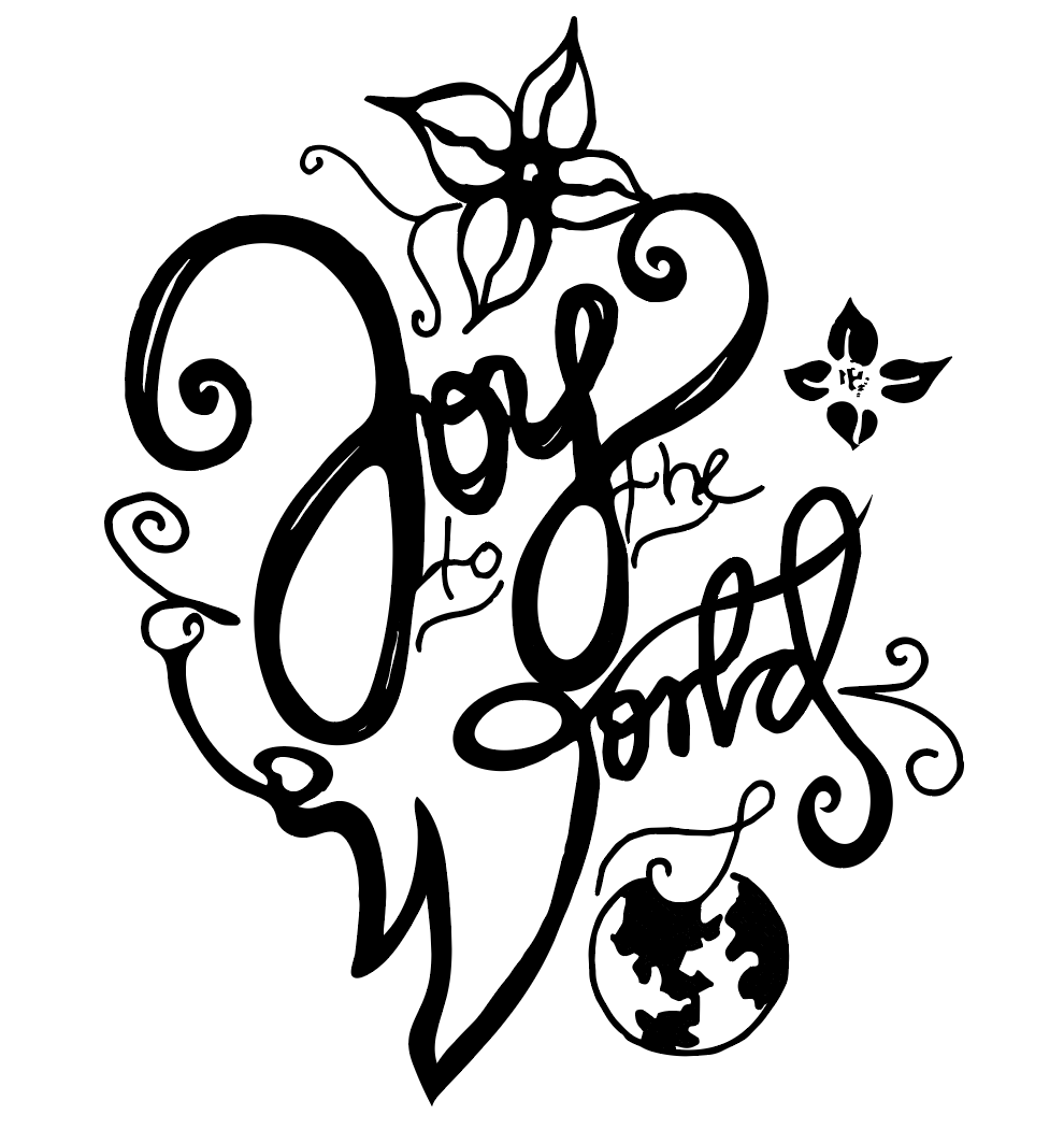 Quick lettering for Christmas cards - image 2 - student project