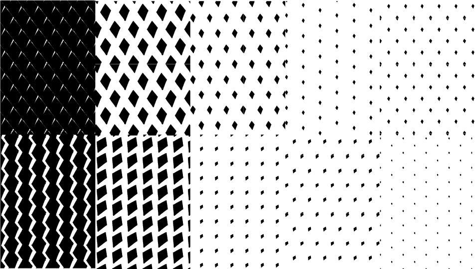 Patterns from marks - image 2 - student project