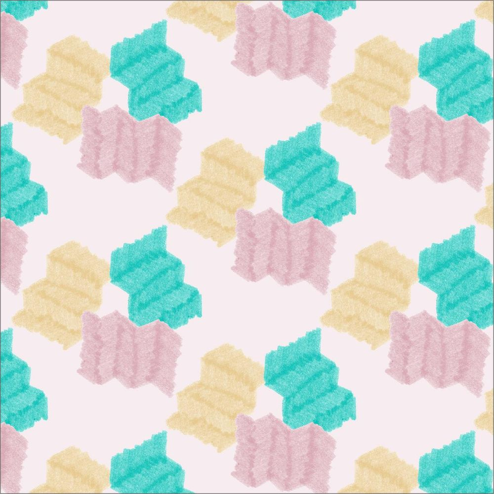 Patterns from marks - image 9 - student project