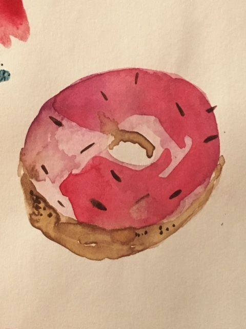 Donut - image 1 - student project