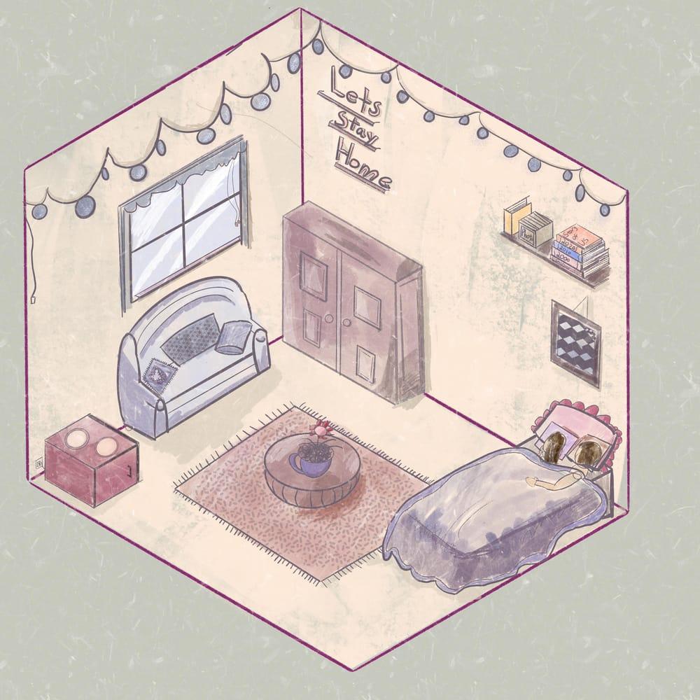 Minimal Apartment (Still Needs work) - image 1 - student project