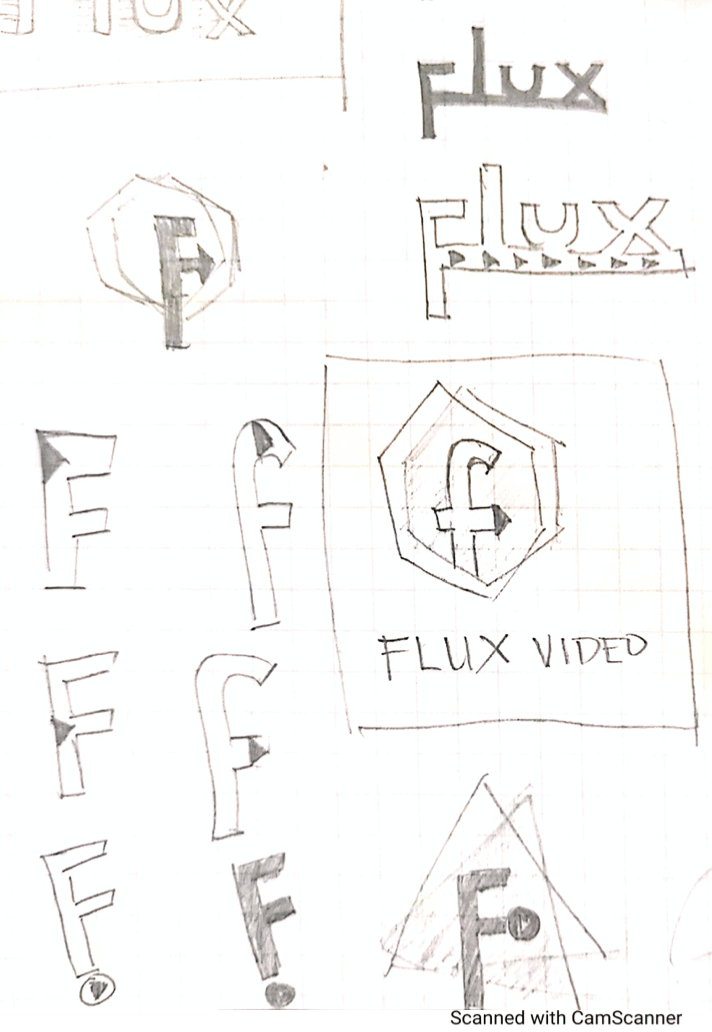 Video Flux Logo - image 1 - student project