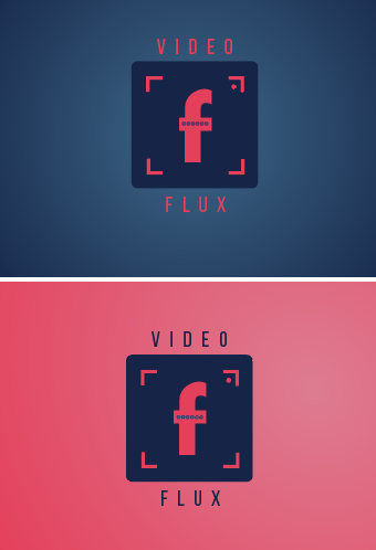 Video Flux Logo - image 8 - student project