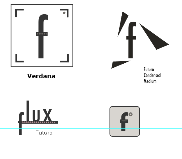 Video Flux Logo - image 3 - student project
