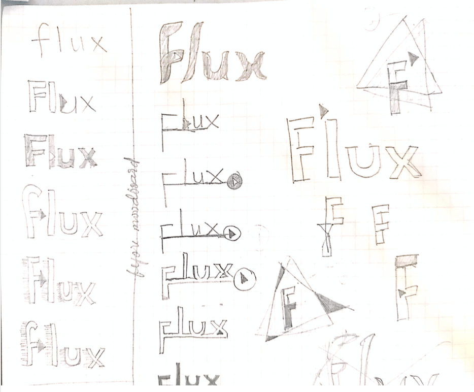 Video Flux Logo - image 2 - student project