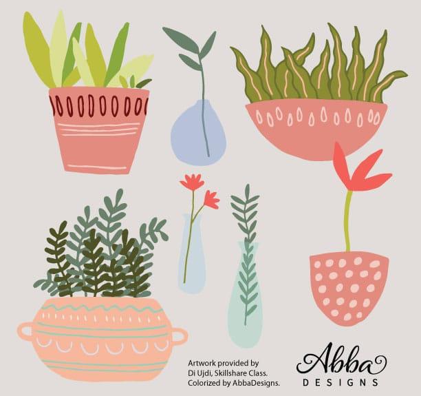 Succulents - image 1 - student project