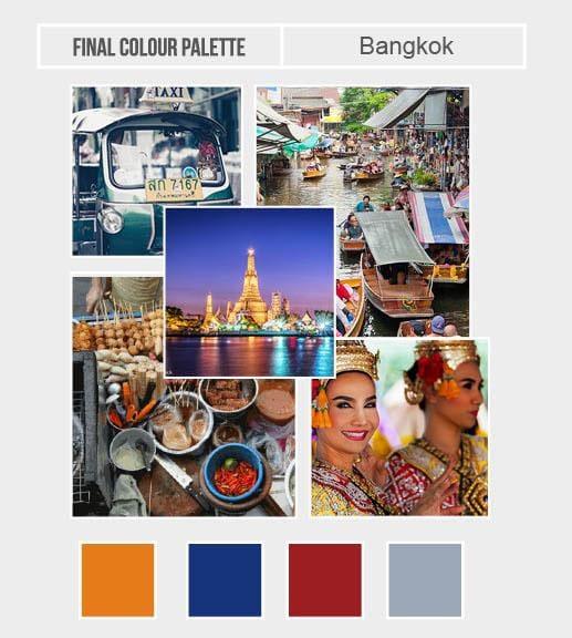 Sense of Bangkok - image 1 - student project