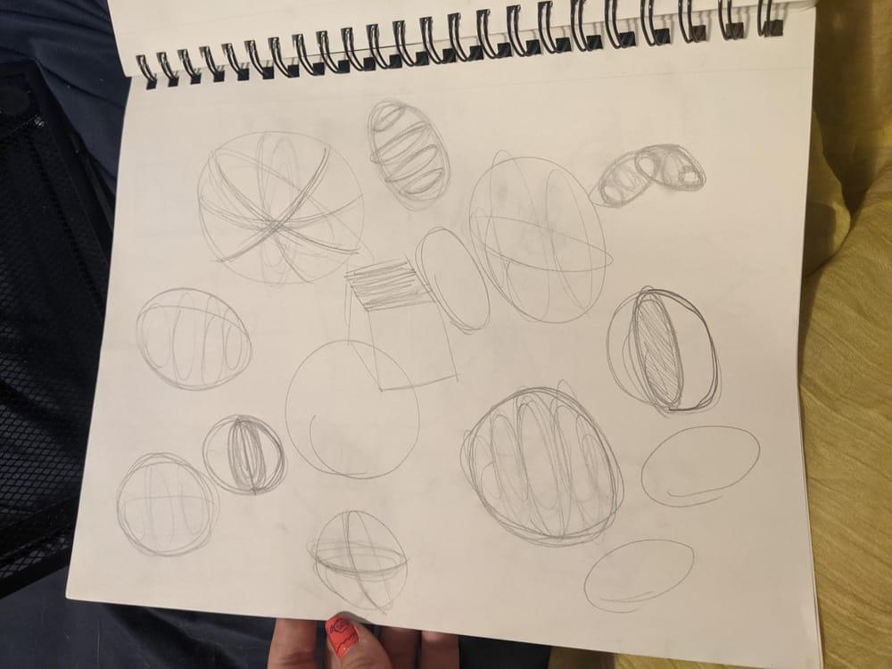 Art fundamentals - image 2 - student project