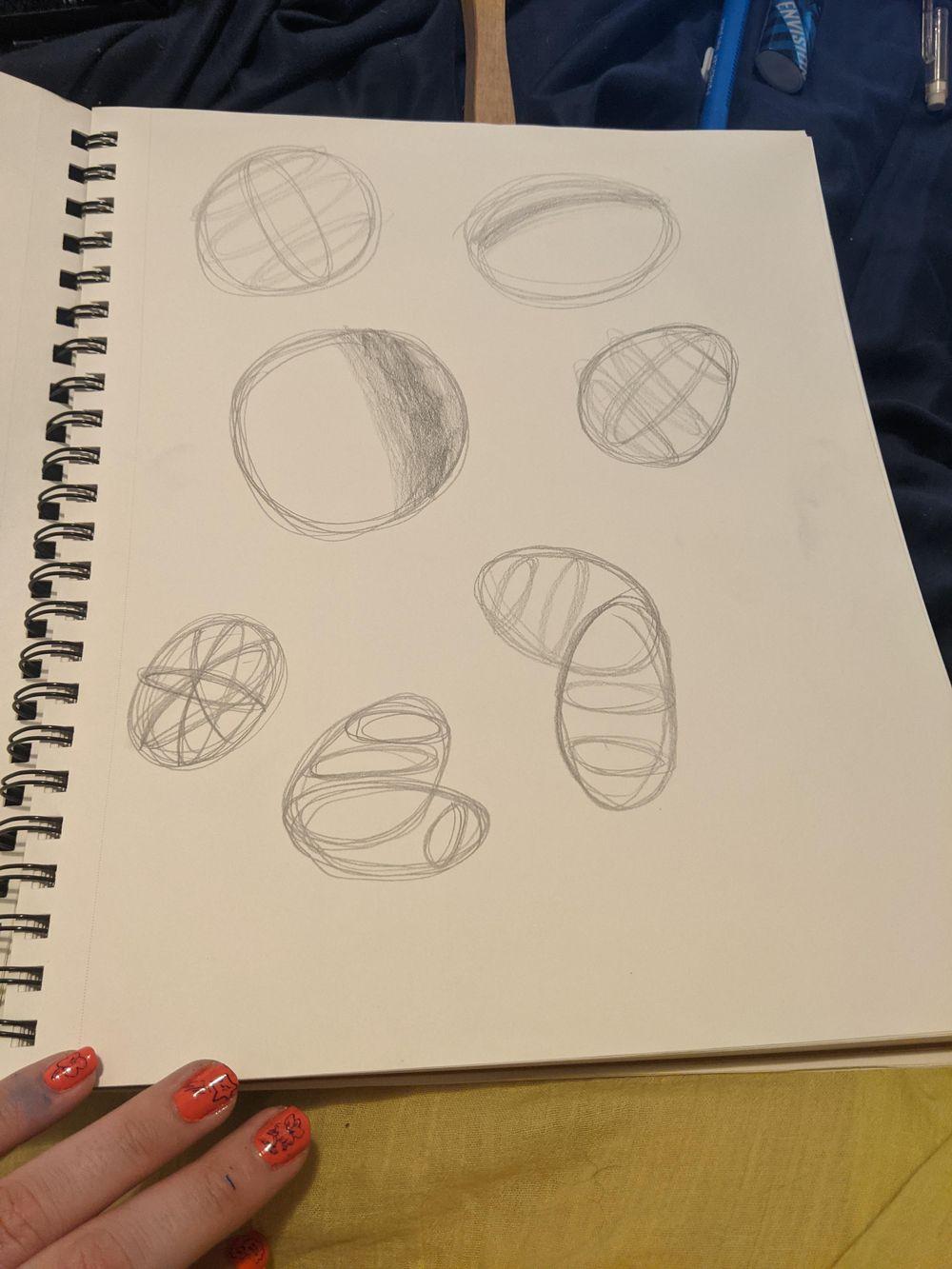 Art fundamentals - image 5 - student project