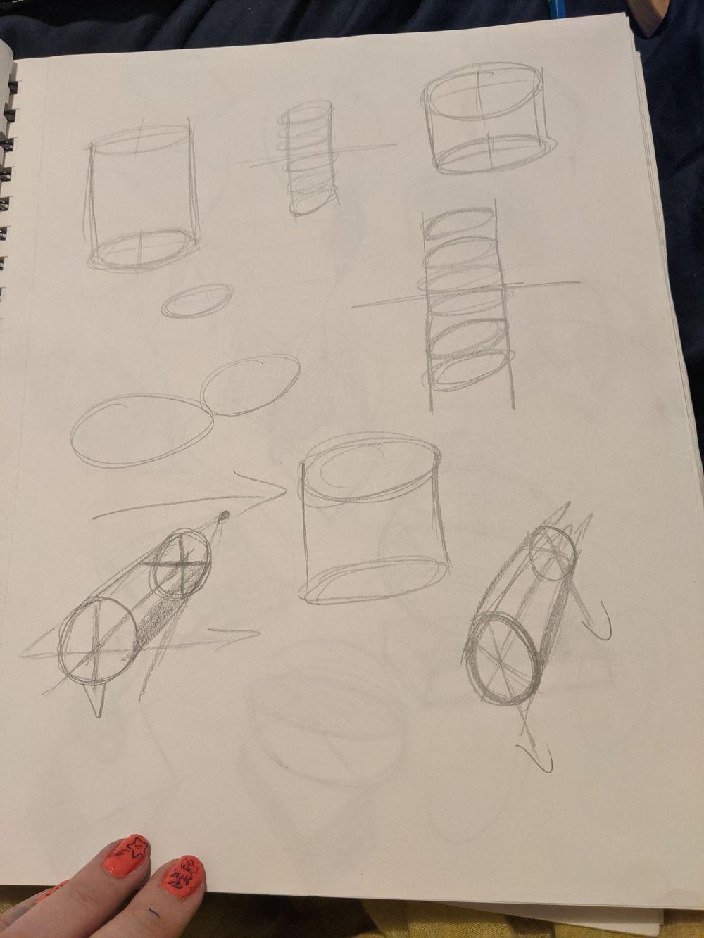 Art fundamentals - image 1 - student project