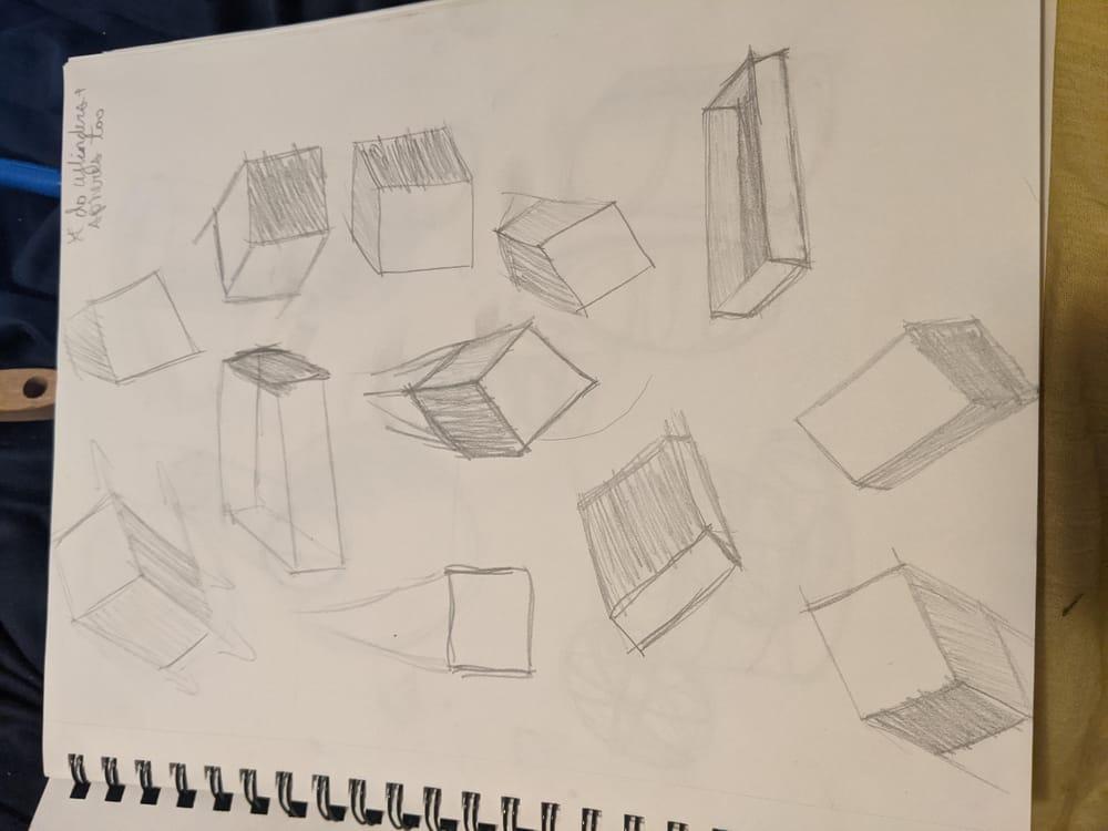 Art fundamentals - image 3 - student project