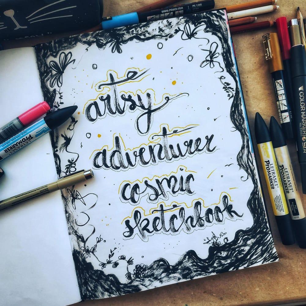 Artsy adventure! - image 4 - student project
