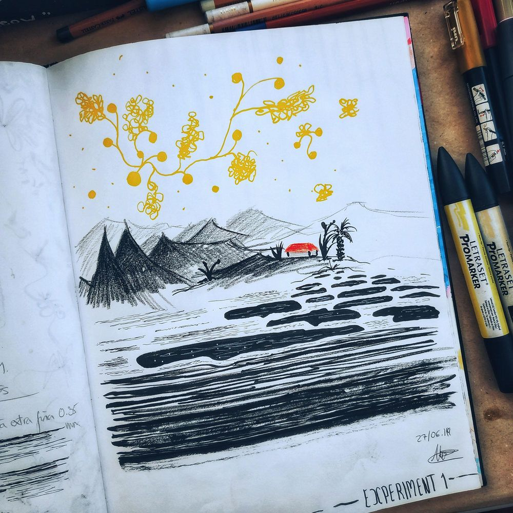 Artsy adventure! - image 2 - student project