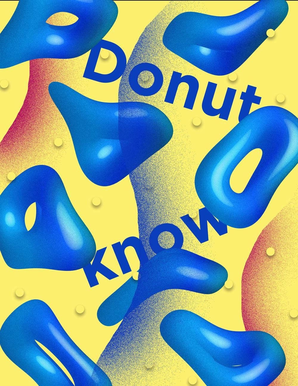 Donut Know - image 1 - student project