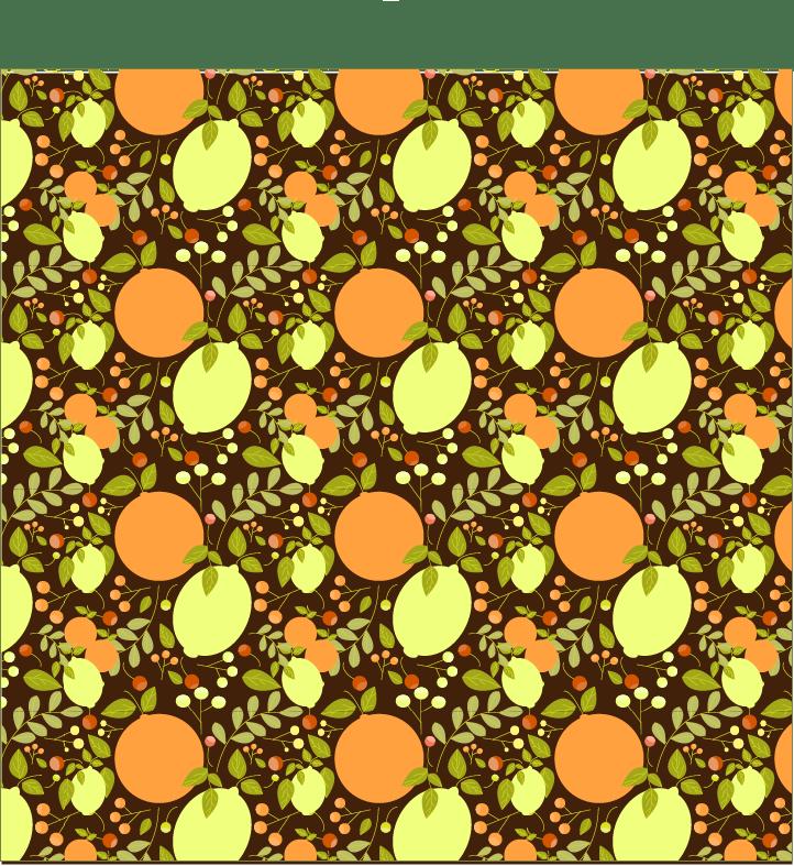 Citrus Pattern - image 2 - student project
