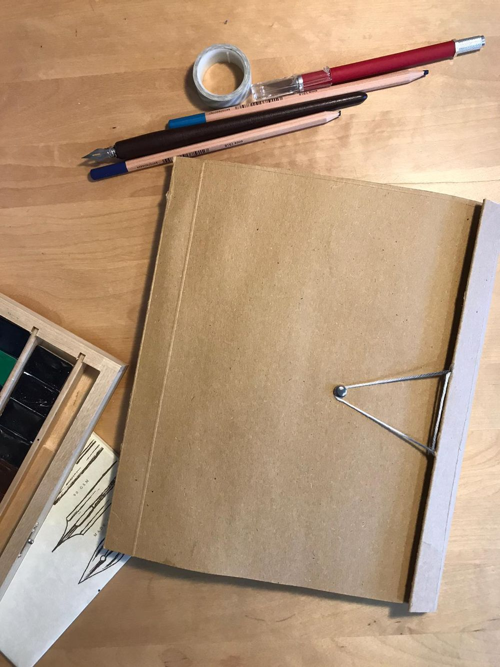 My sketchbook - image 2 - student project