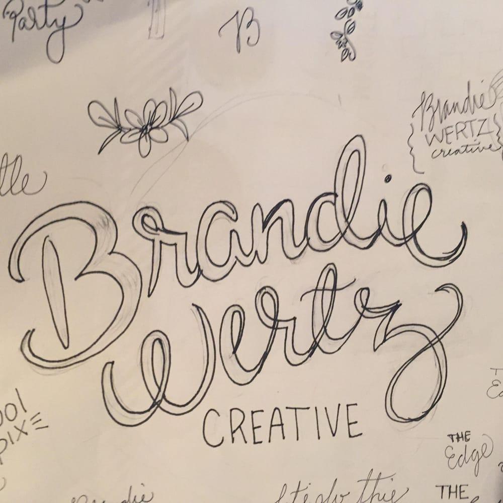 Brandie Wertz - Branding - image 1 - student project
