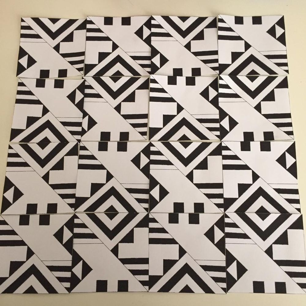 First take on patterns! - image 5 - student project