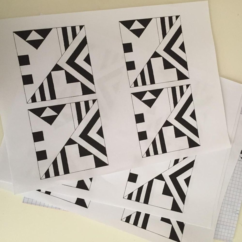 First take on patterns! - image 3 - student project