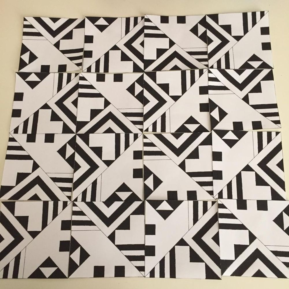 First take on patterns! - image 6 - student project