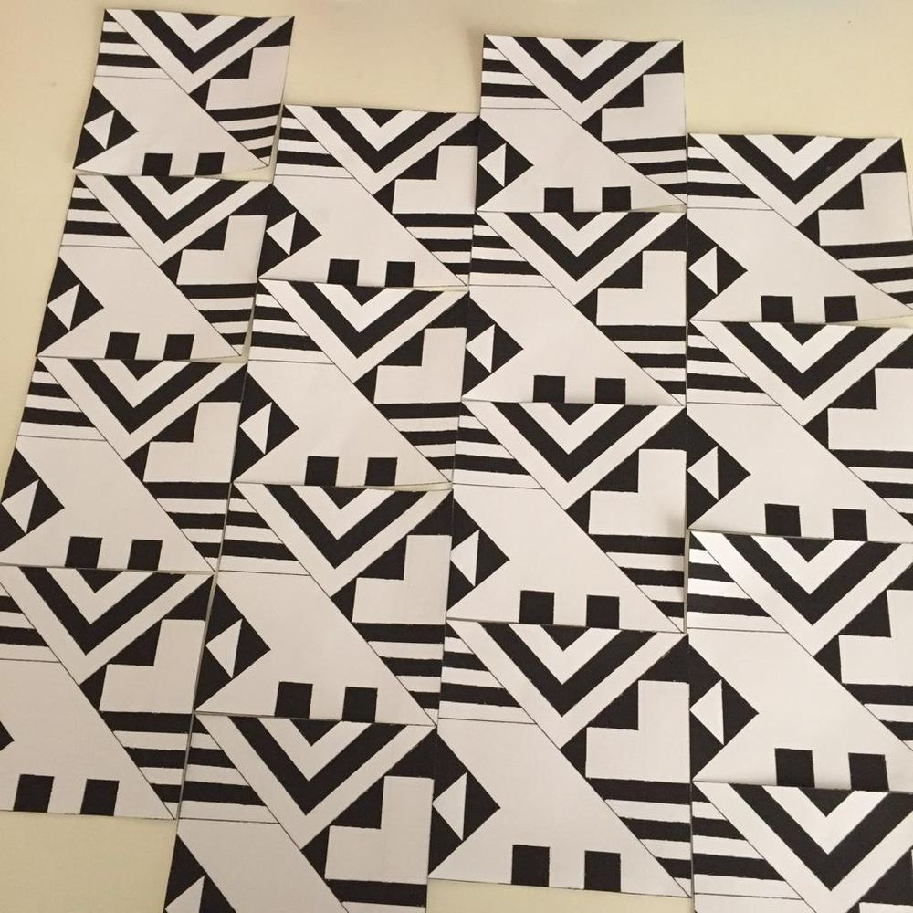 First take on patterns! - image 7 - student project