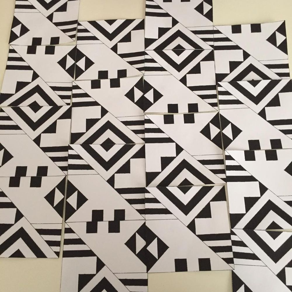First take on patterns! - image 8 - student project