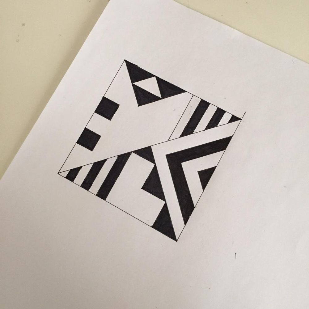First take on patterns! - image 2 - student project