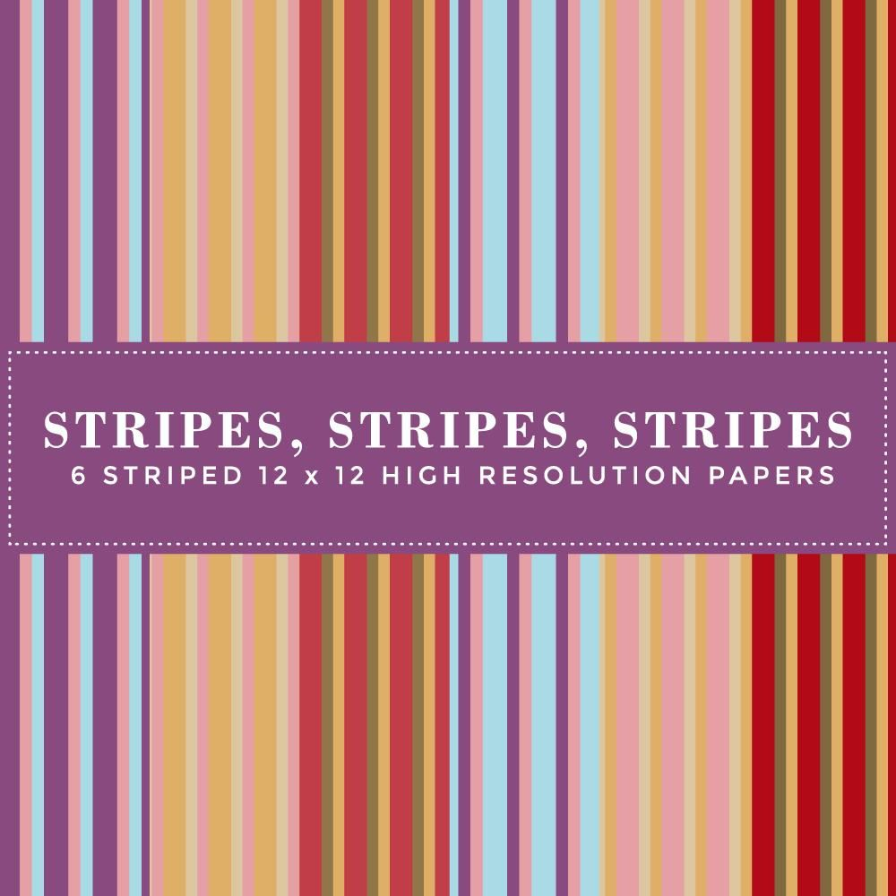 Stripes, Stripes, Stripes - image 1 - student project