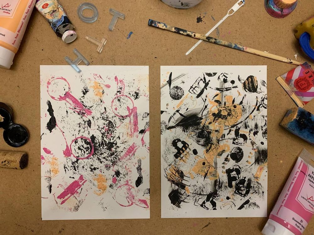 Art pieces - image 1 - student project