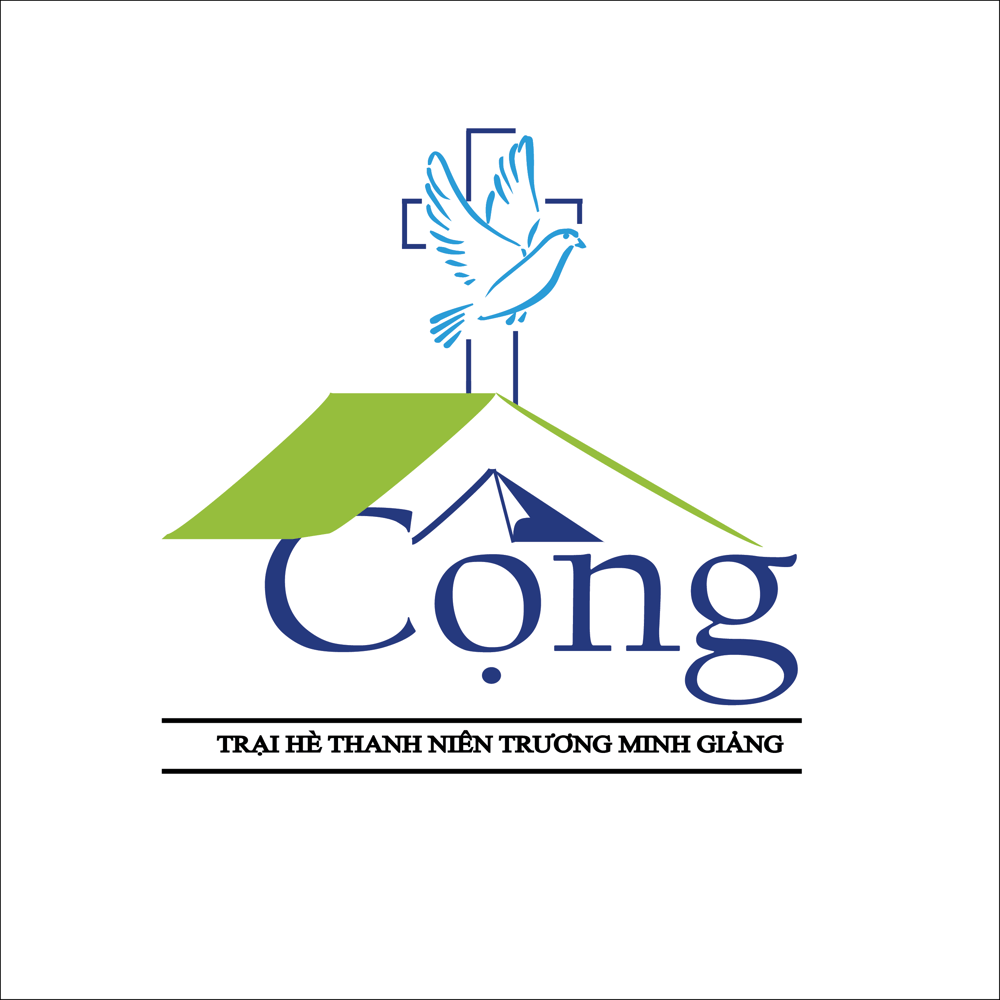 My logo idea for Evangelical camp - image 1 - student project