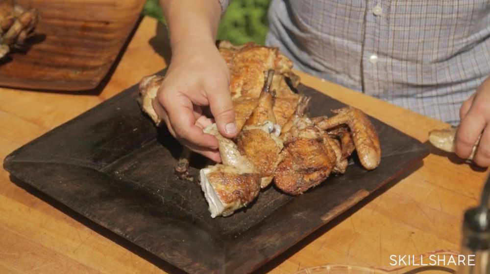 Chicken and Veggies - image 2 - student project