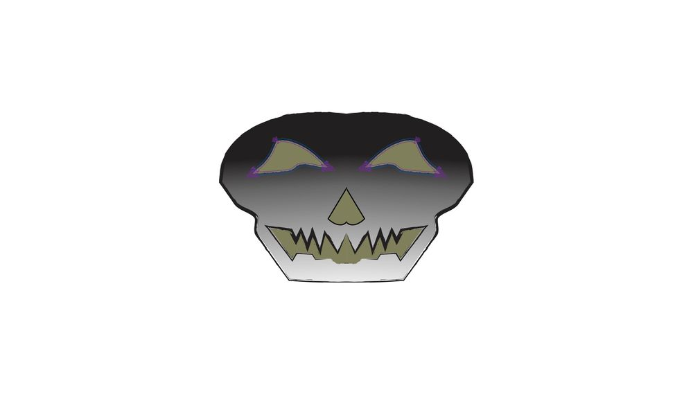 Pumpkin Scull - image 1 - student project