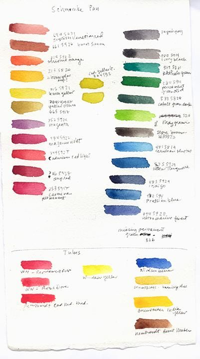 Figuring Out My Palette - image 3 - student project