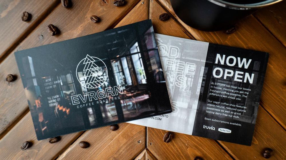 EVRGRN Coffee Roasters - image 3 - student project