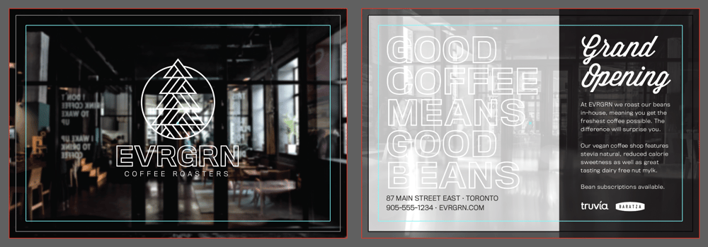 EVRGRN Coffee Roasters - image 1 - student project