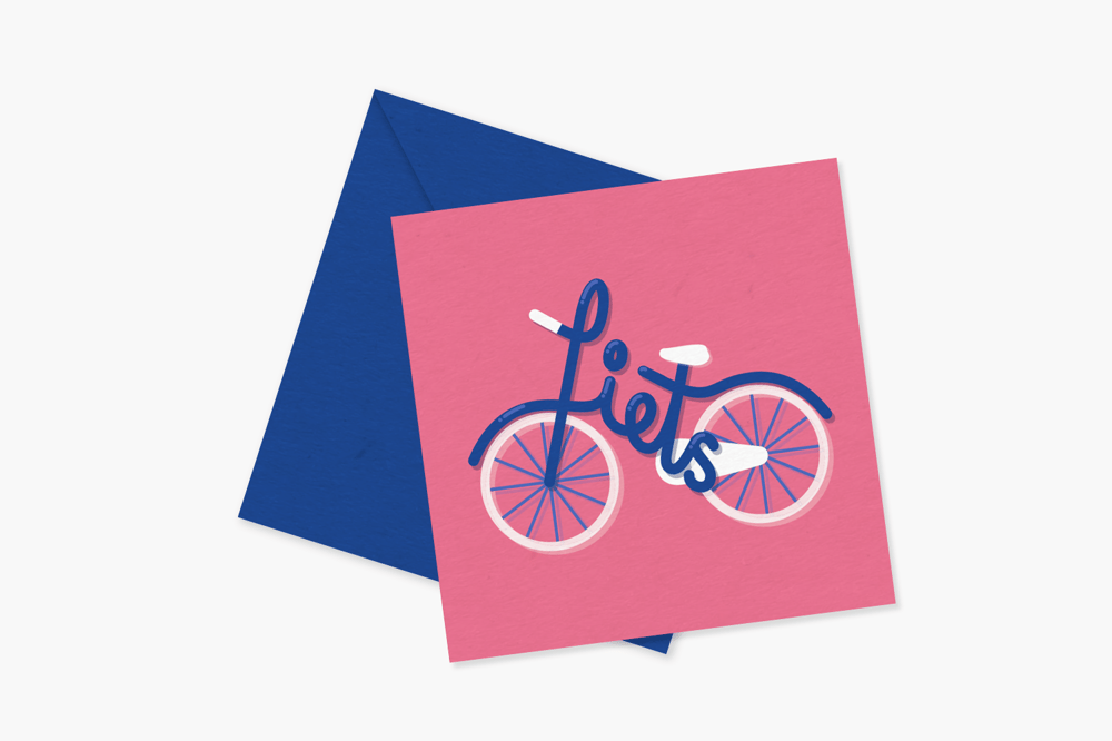 Fiets - A Dutch Bicycle - image 1 - student project