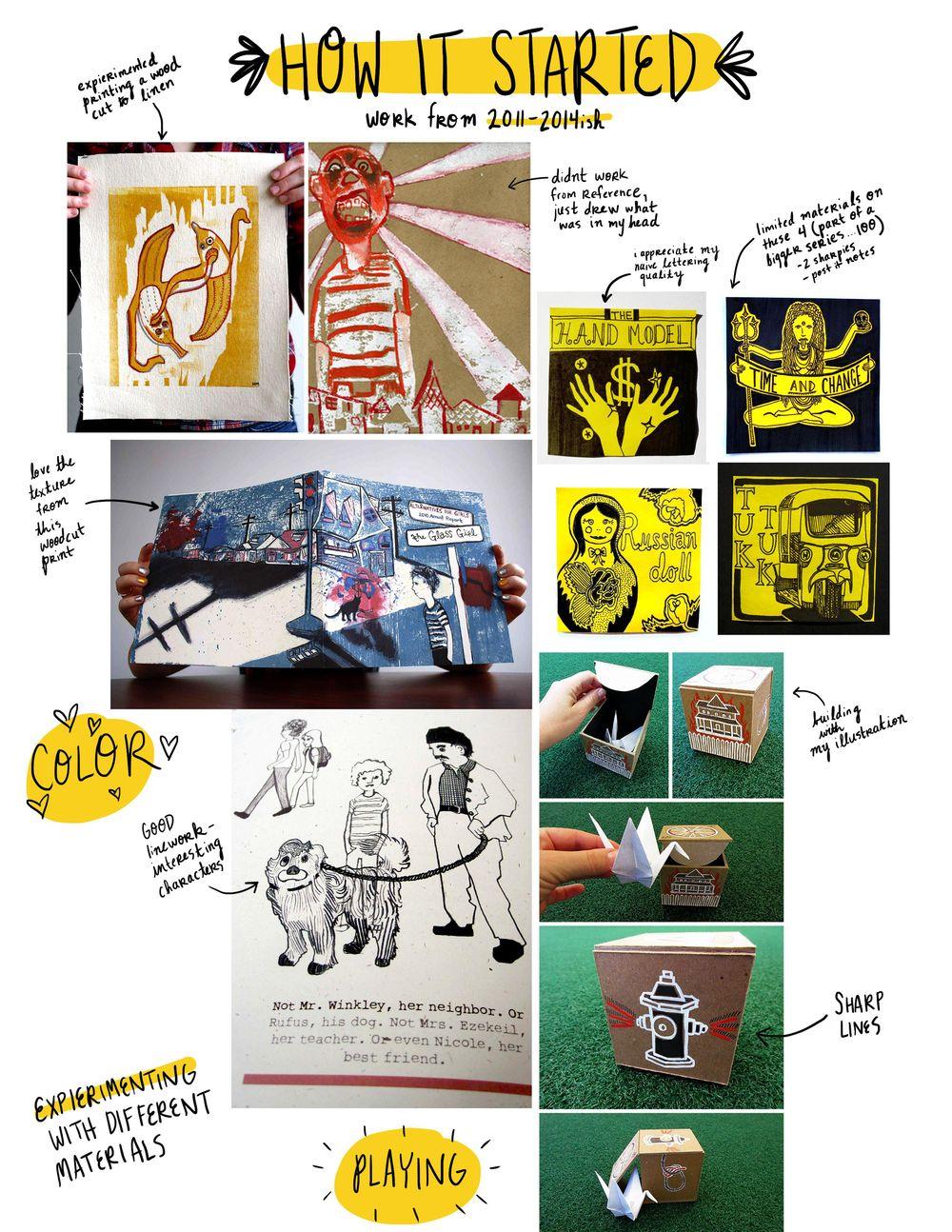 Pilot Illustrations - image 4 - student project