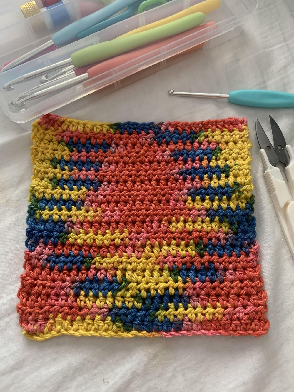 3 washcloths - image 3 - student project