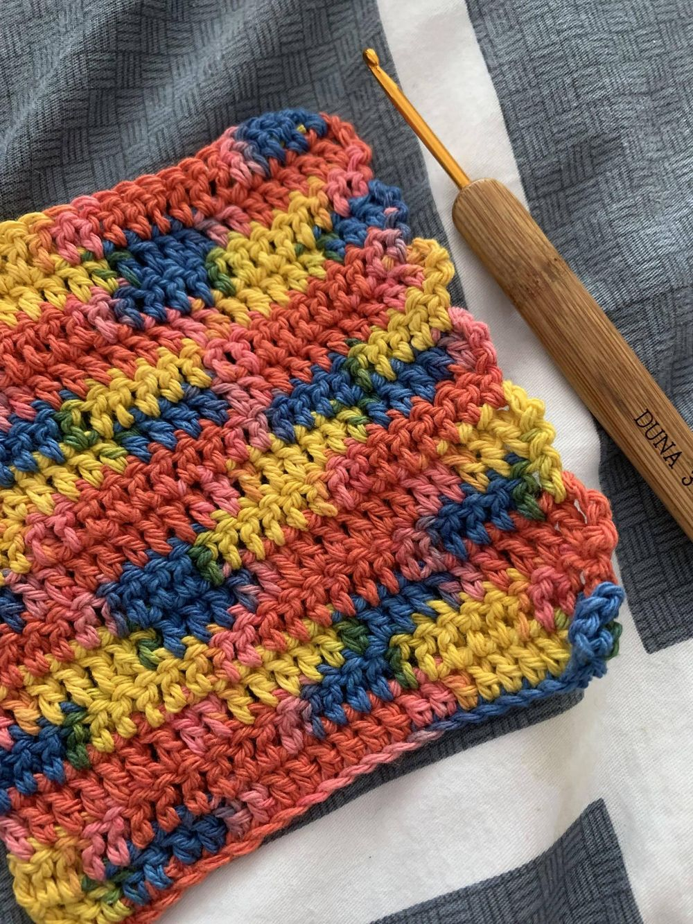 3 washcloths - image 2 - student project