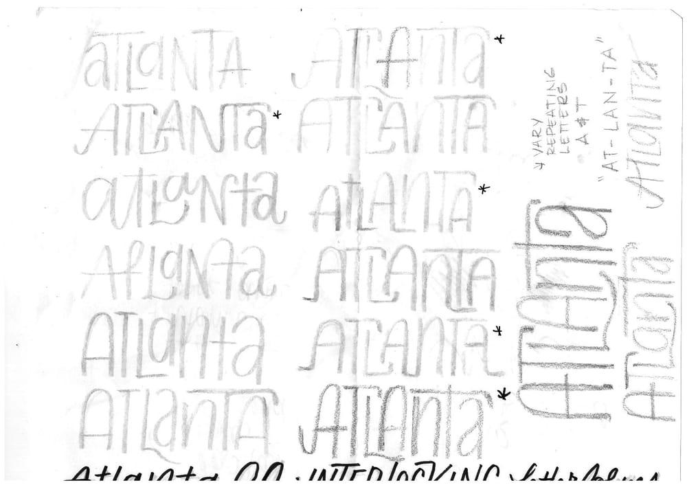 Atlanta  - image 2 - student project