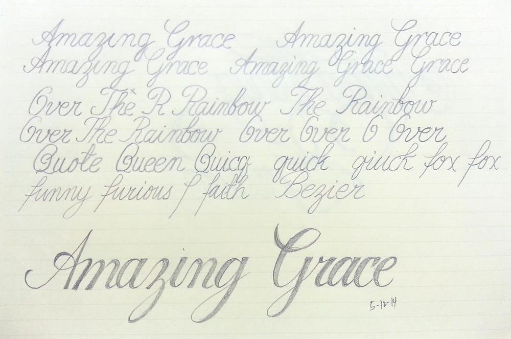 Amazing Grace - image 1 - student project