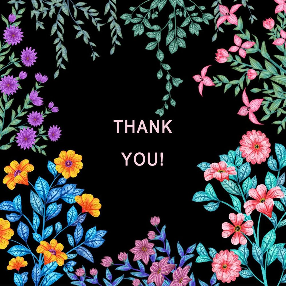 Thank You - image 1 - student project