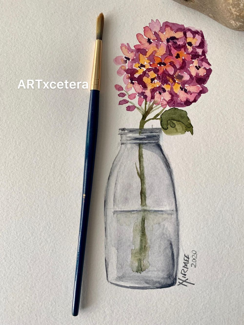 WaterColours - image 1 - student project