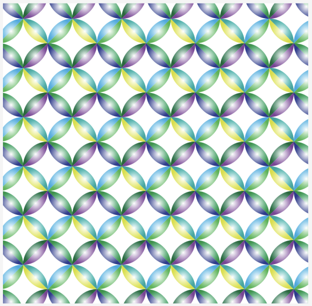 Pattern creation - image 1 - student project