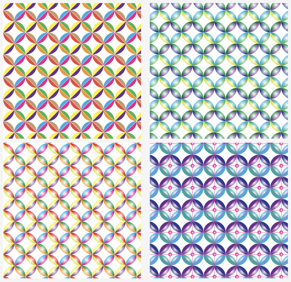 Pattern creation - image 3 - student project