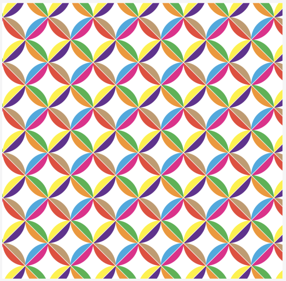 Pattern creation - image 2 - student project
