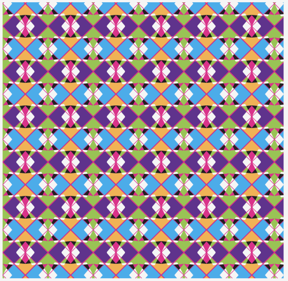 Pattern creation - image 4 - student project