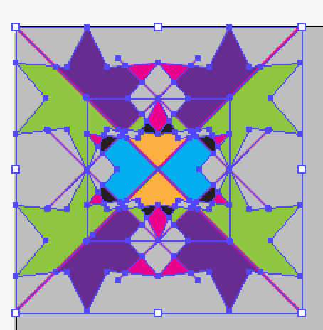 Pattern creation - image 5 - student project